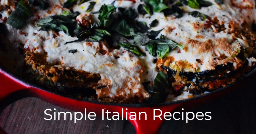 Simple Italian Recipes