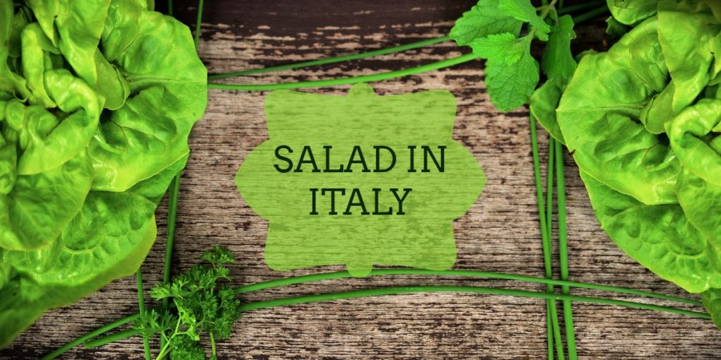 salad in italy